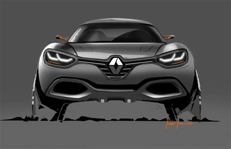 renault captur concept renault captur concept design sketches car body design
