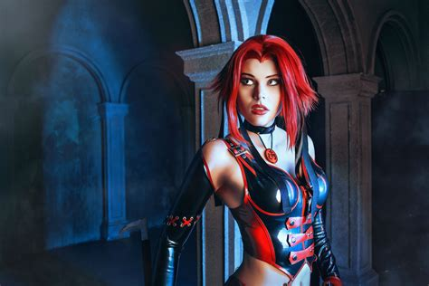bloodrayne action adventure fantasy dark horror