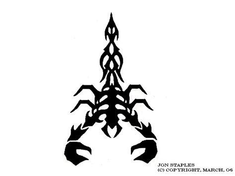 scorpion tattoo by messenger777 on deviantart