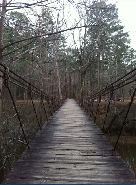 swinging bridge rv park natchez trace parkway guide from mile marker 0 to 444