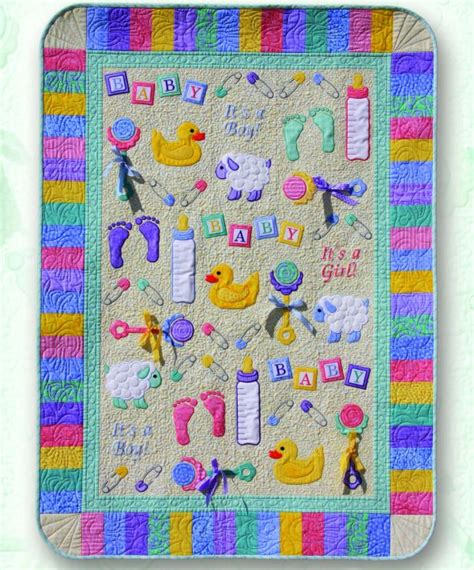 Designs For Baby Quilts by Quilt Patterns Baby Elegance Home Design
