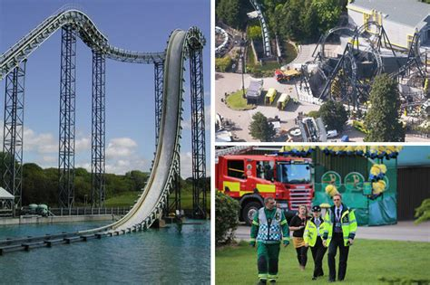 theme park disasters as alton towers reopens the horrors of uk theme parks are