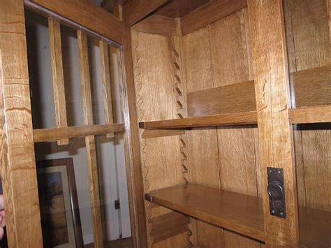 craftsman style bookcase  jackmoony  lumberjockscom