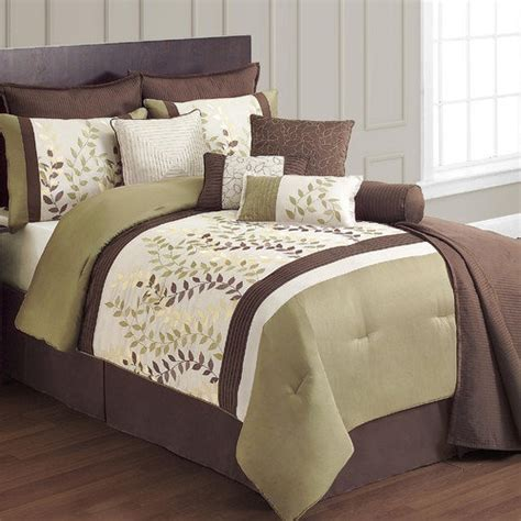 set alesha brown 33 best images about green and brown bedding on