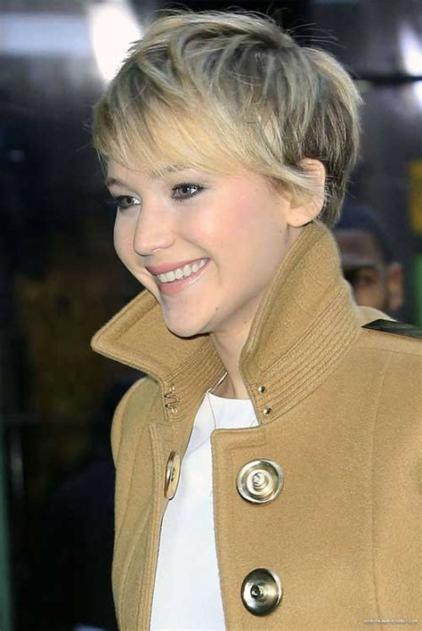 jennifer lawrence hair colors for two toned pixie 25 jennifer lawrence pixie haircuts pixie cut 2015
