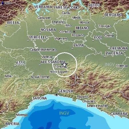 terremoto pavia oggi la terra continua a tremare nuova scossa di magnitudo 3 7
