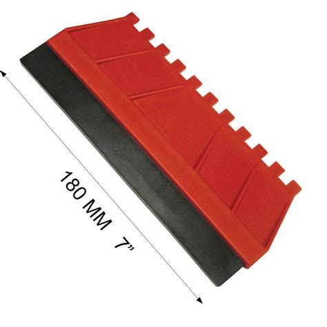 150mm rubber squeegee tiling grout spreader tool for floor adhesive spreaders grouting tools rubber squeegee blade