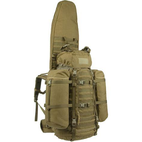 one rucksack wisport shotpack 65l sniper rucksack shooting bag