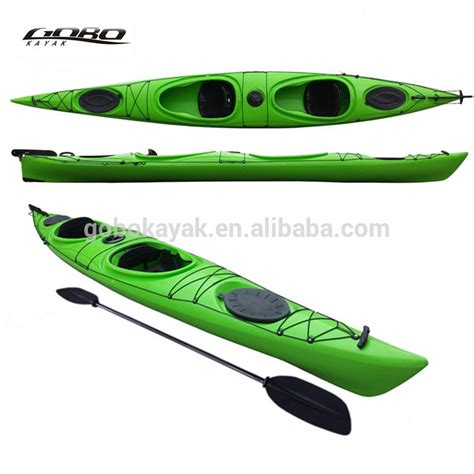 touring rowing boats for sale double sit in sea kayak with pedals and paddles buy