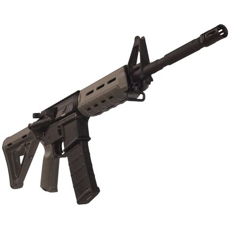 M S G Strong Rifle bushmaster moe m4 carbine ar 15 semi automatic 5 56x45mm 30 1 634561 semi automatic at