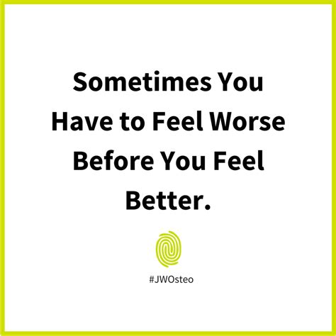 How Does It Take To Feel Better After Detox by Help I Feel Worse Is This Normal