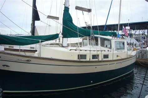 monterey clipper boats for sale 1975 monterey clipper pilothouse motorsailor boats