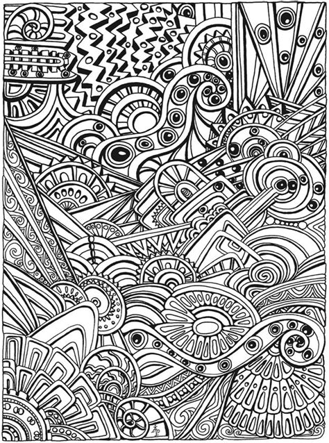 abstract paisley coloring pages 448 best images about kleurprenten on pinterest coloring
