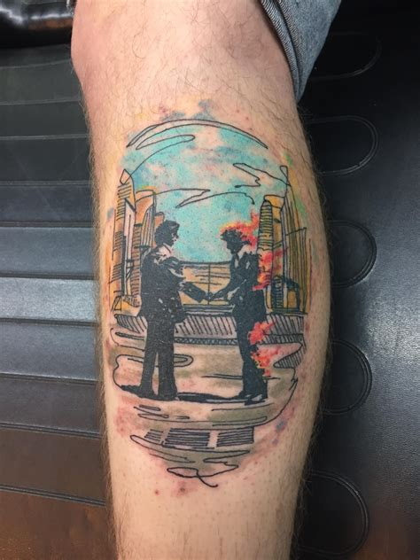 tattoo shops evansville in wish you were here by scotty tedrow at empire tattoos in