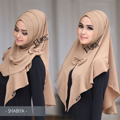 Mukena Cantik Buble Pop Rs2 jilbab instan shabiya lipit terbaru 2018 harga murah