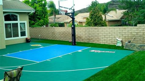 cool small backyard with a custom snapsports outdoor
