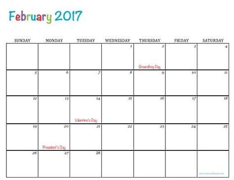 printable calendar 2017 for kindergarten free printable 2017 calendars to simply inspire