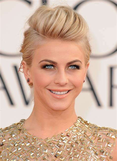 julianne hough s hair at the 2013 golden globes modern salon julianne hough the ultimate guide to smoky eyes