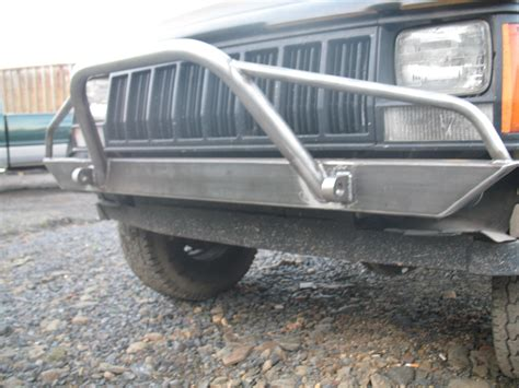 jeep set affordable front and rear bumper set jeep cherokee xj 84