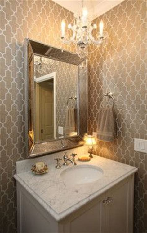 small powder room wallpaper ideas 1000 images about wallpaper powder rooms on