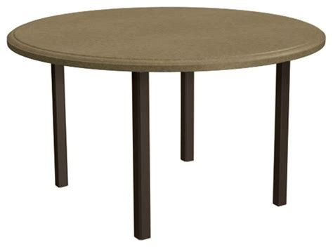 Faux Granite Dining Table Homecrest Faux Granite Universal Balcony Height Dining Table 3142rbfg 03 Contemporary