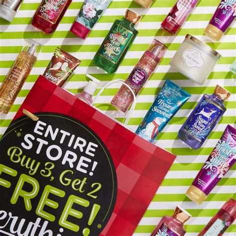 buy bathtub singapore storewide buy 3 get 2 free offer at bath body works singapore s black friday sale