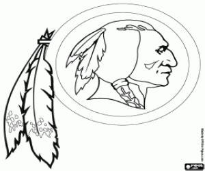 redskinsdrawings washington redskins logo american