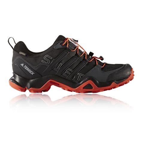 Adidas Orange Black adidas terrex r mens orange black tex
