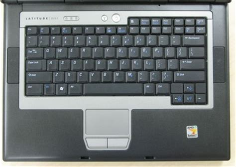 Keyboard Dell Latitude D531 dell latitude d531 review