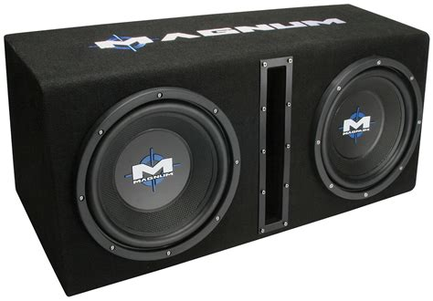 Speaker Subwoofer 10 In mb210sppkg mtx car subwoofer enclosure mtx audio serious about sound 174
