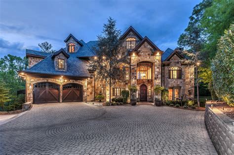 residential home designer tennessee 3 789 million stone mansion in knoxville tn homes of