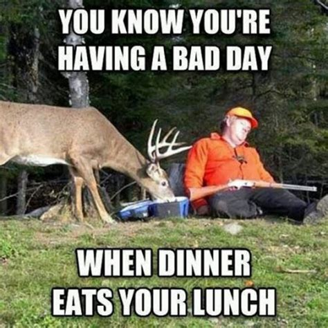 Deer Hunting Memes - 25 of the best hunting memes of all time gohunt