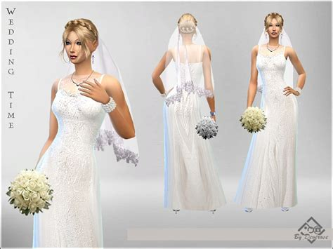Wedding Bell Sims Freeplay by Devirose S Wedding Time Dress