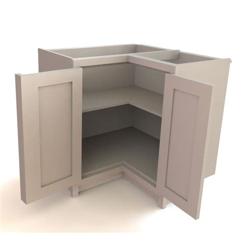 Corner Cabinets With Doors Smart Corner Cabinet Door Design Kitchens Forum Gardenweb An Interesting Option For Corner