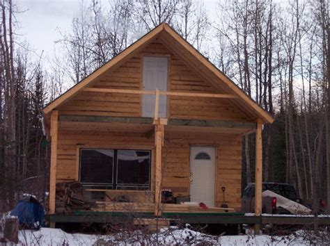 Building Cabin by Cabin Building Pictures Small Cabin Forum 1