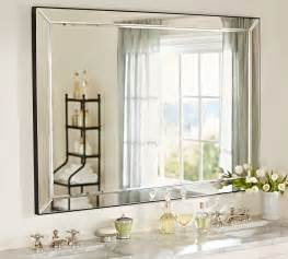 beveled bathroom mirror custom mirrors bathroom mirrors bevelled mirrors wall