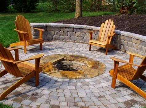 firepit landscaping pit knoxville tn photo gallery landscaping network