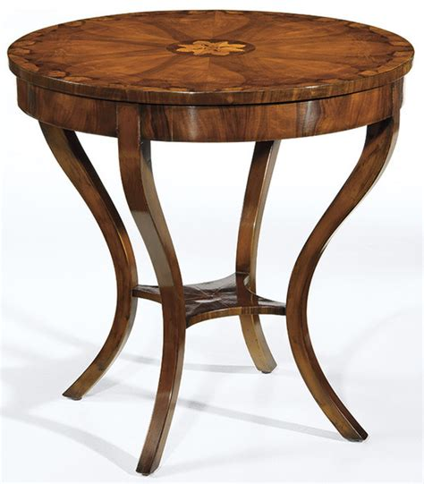 traditional accent tables biedermeier style table traditional side tables and