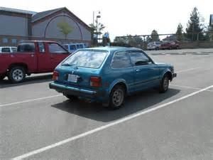 seattle s parked cars 1980 honda civic 1500gl