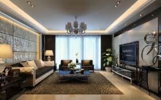 Living Room Wall Design Ideas Retro Wall Design For Modern Living Room 3d House Free