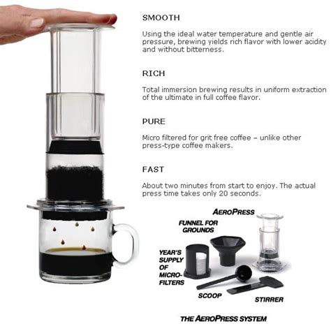 Aeropress Coffee aeropress coffee maker free shipping caffeine machine