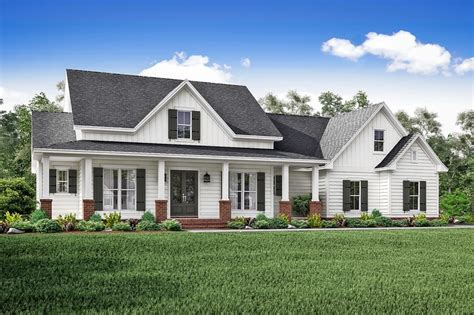farmhouse style homes farmhouse style house plan 3 beds 2 00 baths 2469 sq ft