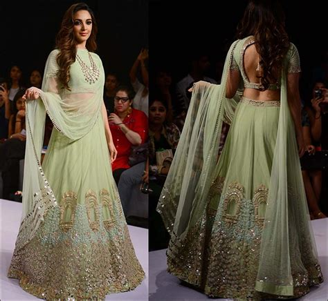 How To Drape Saree In Different Style 15 Trendy Engagement Lehengas To Go For This Season