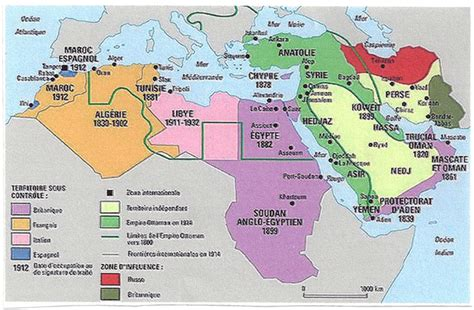 middle east map before ww2 pre ww1 middle east map