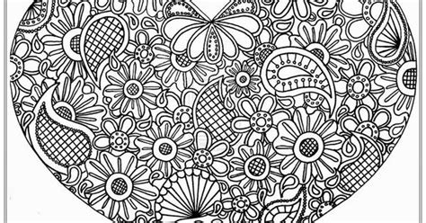 intricate heart coloring pages heart pictures to color for adult realistic coloring