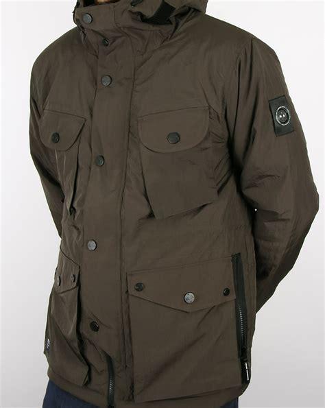 Caterpillar Yo 149 68 128 marshall artist compacta snow parka khaki s jacket coat