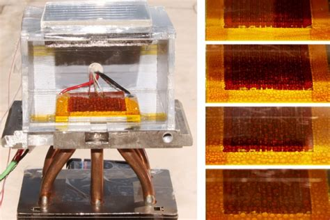mit researchers test raindrops ability to clean the this solar powered device can extract drinking water from