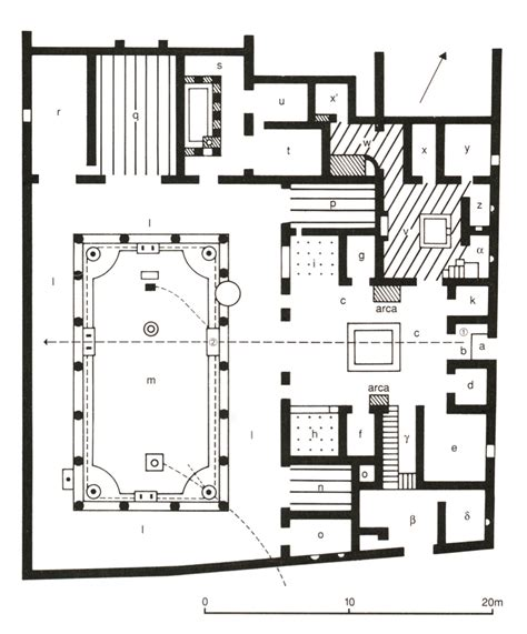 house of the vettii floor plan house of the vettii floor plan house and home design