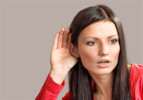 Strategies for coping with hearing loss or deafness