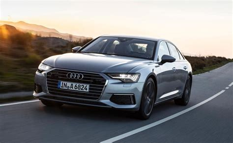 2019 Audi A6 News by 2019 Audi A6 Gets More Expensive More Cylinders Ny